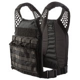 Eagle Active Shooter Response Plate Carrier - Black