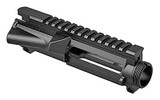 Lantac USR Forged Upper Sripped Receiver - Black