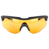 Wiley X Rogue 3 Lens Package, Black Matte Frame - Smoke Grey, Clear, Light Rust Lenses