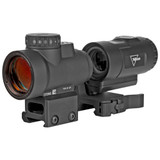 Trijicon MRO HD 1x25 Red Dot Sight with 3x Magnifier (MRO-C-2200057)
