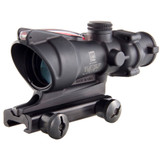 Trijicon ACOG TA31F 4x32 BAC Riflescope - .223 / 5.56 BDC, Red Chevron