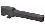 True Precision Barrel For Glock 19 - DLC Black