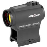 Holosun Micro Red Dot Sight, 2MOA Dot/665MOA Circle - HS503CU