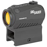 SIG Sauer ROMEO5 Red Dot Sight, 1x20mm 2MOA (SOR52001)