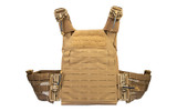 Grey Ghost Gear SMC Plate Carrier, Laminate - Coyote Brown