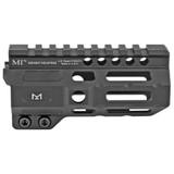 "Midwest Industries Combat Rail M-Lok - 4.5"""