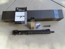 "KAC 11.5"" SR-15 E3 CQB MOD 2 MLOK Complete Upper - 5.56mm (NFA Rules Apply)"