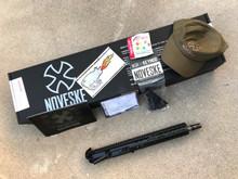 "Noveske 10.5"" Gen 3 300BLK Complete  Upper, NSR-9 KeyMod, Q Cherry Bomb - 300BLK"