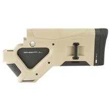 Hera Arms CQR Stock CA-Version (Featureless) - Tan