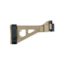SB Tactical CZ Scorpion SBTEVO Stabilizing Brace - FDE