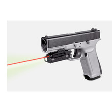 Lasermax Spartan Adjustable Red Laser/Light