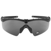 Oakley Standard Issue Ballistic M Frame 3.0 - Black w/ Grey Lens (OO9146-01)