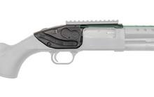 Crimson Trace LS-250G Lasersaddle Laser for Mossberg 500, 590, & 590 Shockwave 12 Gauge Shotguns