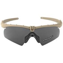 Oakley Standard Issue Ballistic M Frame 3.0 - Bone w/ Prizm Grey Lens (OO9146-3432)