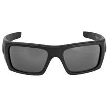 Oakley Standard Issue Ballistic Det Cord - Black/Gray Lens (OO9253-01)