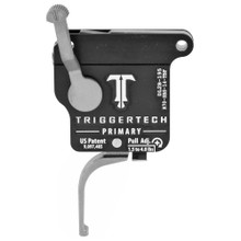 TriggerTech Rem 700 Primary RH Trigger, Straight, Adjustable, w/ Bolt Release - Stainless