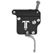 TriggerTech Rem 700 Primary RH Trigger, Straight, Adjustable - Stainless