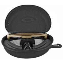Oakley Standard Issue Ballistic M Frame Alpha  - Terrain Tan w/ Prizm Grey & Clear Lenses (OO9296-1944)