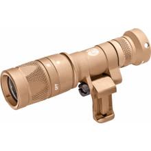 SureFire M340V Vampire Mini Scout Light Pro IR/LED Weaponlight - Tan (M340V-TN-PRO)
