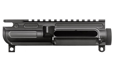 2A Armament Palouse-Lite Forged Stripped Upper Receiver - Black