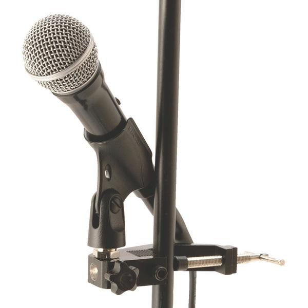 On-Stage Stands TM01 Clamp-On Table/Stand Microphone Mount