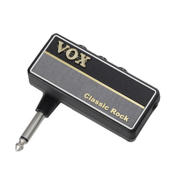 VOX amPlug 2 Classic Rock Guitar Headphone Amplifier