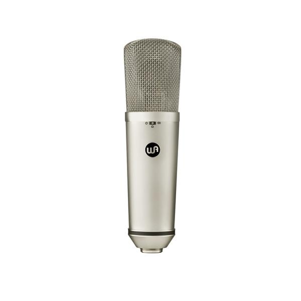 Warm Audio WA-87 R2 Large Diaphragm Studio Condenser Microphone