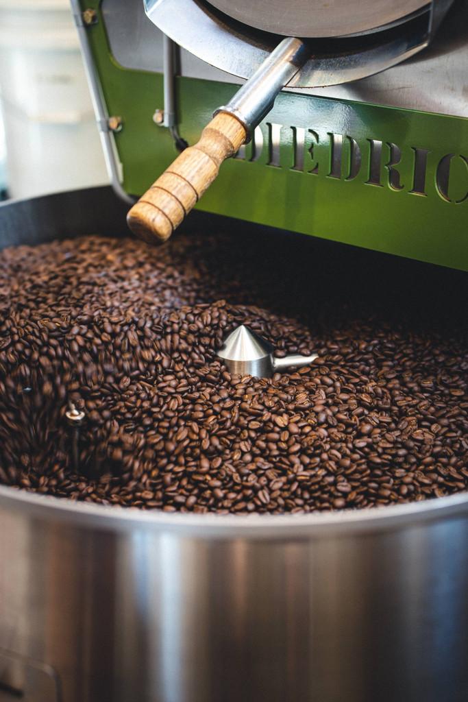 blending beans