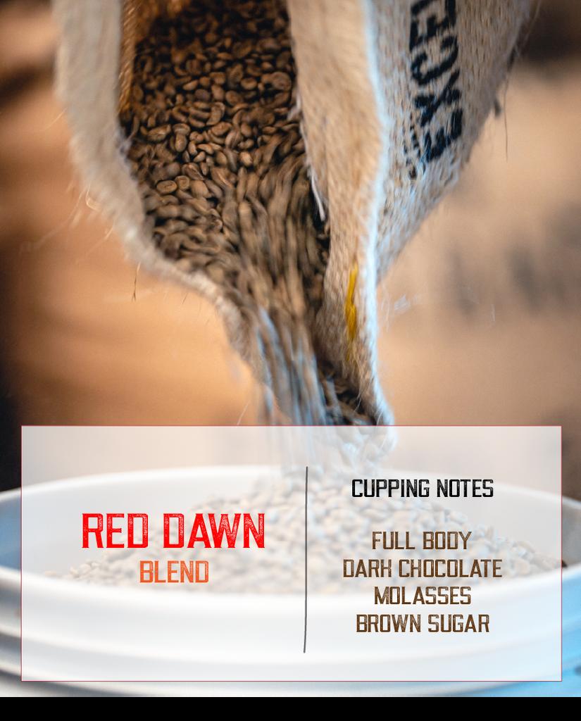 Red Dawn Blend