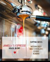 Jamelle's Espresso Blend