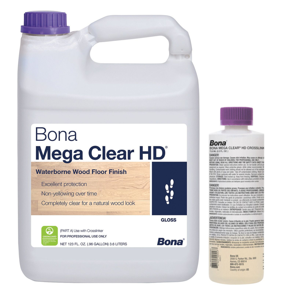 Bona Mega Clear HD Gallon