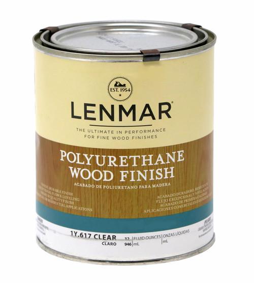 Lenmar High Solid Polyurethane Quart