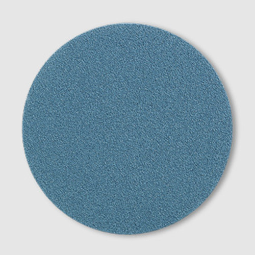 "Floor Mechanics Blue Zirconia Edger Discs 7"" No Hole"