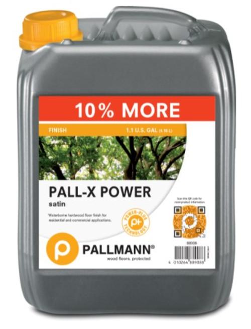 Pallmann Pall-X Power 1.1 Gallon