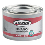 Sterno Ethanol Gel Chafing Fuel Can, 170g, 72/Carton Product Image