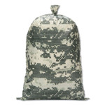 AbilityOne 8105015681328, SKILCRAFT, Digital Camouflage Sand Bag, 100 Sand Bags Product Image
