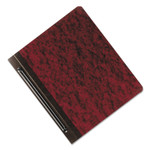 """AbilityOne 7510005824201 SKILCRAFT Report Cover, 8-1/2 x 11, Red, 3"""" Capacity, 25/Box Product Image"""