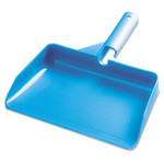 """AbilityOne 7290006160109, SKILCRAFT, Dustpan, Household Style, 11.5""""w, 3.5"""" Handle, Blue Product Image"""