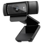 Logitech C920 HD Pro Webcam, 1920 pixels x 1080 pixels, 2 Mpixels, Black Product Image