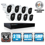 Night Owl 8 Channel Extreme HD Video Security DVR, 5MP Resolution Product Image