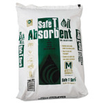 Safe T Sorb All-Purpose Clay Absorbent, 50lb, Poly-Bag, 40/Pallet Product Image