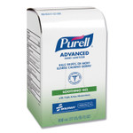 AbilityOne 8520015223885, PURELL Gel Hand Sanitizer with Aloe, 800 mL Pouch, 12/Carton Product Image