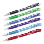 AbilityOne 7520015654870 SKILCRAFT Prism Mechanical Pencil, 0.5 mm, Black Lead, Assorted Barrel Colors, Dozen Product Image