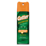 Diversey Cutter Backwoods Insect Repellent Spray, 6 oz Aerosol, 12/CT Product Image