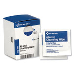First Aid Only SmartCompliance Alcohol Cleansing Pads, 20/Box Product Image