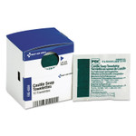 First Aid Only SmartCompliance Castile Soap Towelettes, 10/Box Product Image