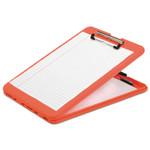 AbilityOne 7520016535888 SKILCRAFT Portable Desktop Clipboard,9 1/2 x 13 1/2, Bright Orange Product Image
