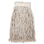AbilityOne 7920001415547, SKILCRAFT, Cut-End Wet Mop Head, 8-Ply, 24 oz, Natural Product Image