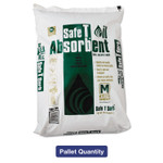 Safe T Sorb All-Purpose Clay Absorbent, 40lb, Poly-Bag, 50/Pallet Product Image