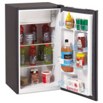 Avanti 3.3 Cu.Ft Refrigerator with Chiller Compartment, Black Product Image